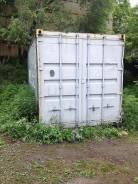 Аренда 20 фут. контейнера рядом с Востокморсервис. (Диомид).
