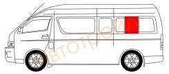 Стекло кузова среднее левое N2 TOYOTA HIACE/QUANTUM VAN 4/5D(STANDARD)2005- XYG RH200-ST-L SR/LH2/X