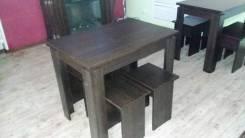 Продаются столы со стульями для кафе или закусочной.