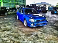 Двигатель. Subaru Impreza, GGA