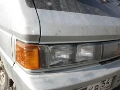Фара. Nissan Vanette, KUGC22, KUGNC22 Nissan Vanette Largo, KUGC22, KUGNC22 Двигатель LD20T