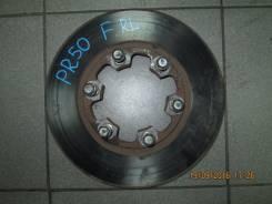 Диск тормозной. Nissan Terrano, TR50, LR50, LUR50, PR50, LVR50, RR50 Nissan Elgrand, APE50, AVWE50, AVE50, ALE50, ALWE50, APWE50 Nissan Terrano Regulu...