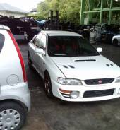 МКПП. Subaru Impreza WRX, GC8, GC8LD3