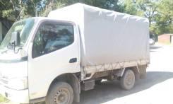 Перевозка грузов по городу тентованный грузовик 1.5тонны Свободен!