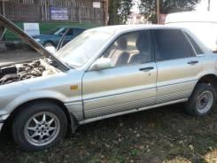Дверь боковая. Mitsubishi Galant, E32A Двигатель 4G37