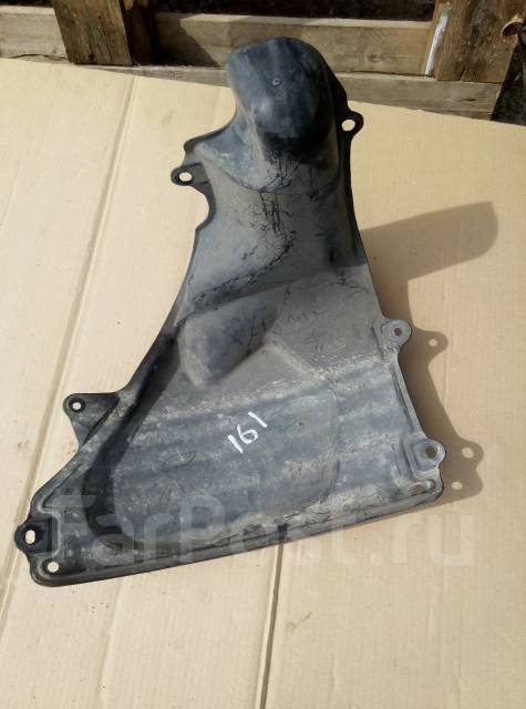 Защита горловины топливного бака. Toyota Crown Majesta, JZS177, UZS171, UZS173, UZS175 Toyota Crown, JZS177, UZS171, UZS173, UZS175 Toyota Aristo, JZS...