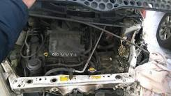 Двигатель в сборе. Toyota: Vitz, Yaris, Echo, Yaris / Echo, Platz Двигатель 1SZFE