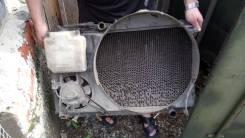 Радиатор охлаждения двигателя. Toyota Mark II, JZX90, JZX90E