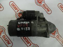 Стартер. Opel Omega Двигатель 23YD