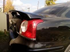 Спойлер. Toyota Avensis