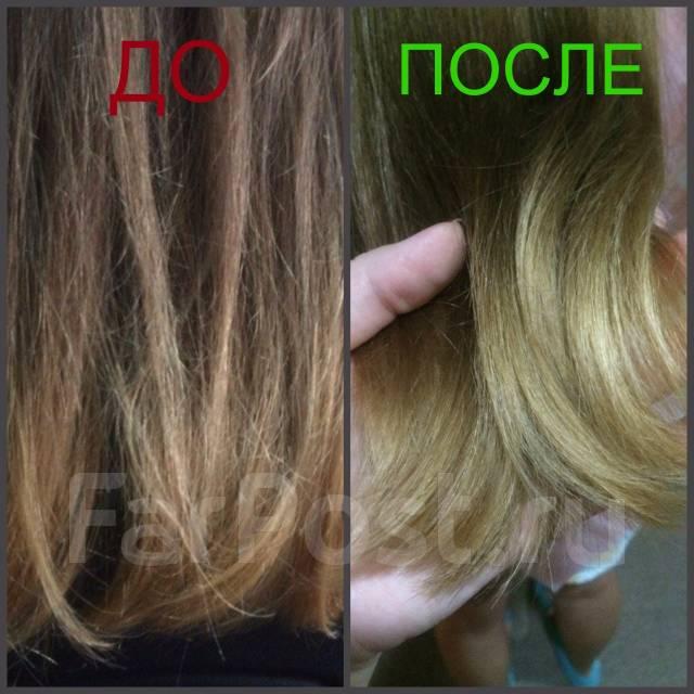 Полировка волос недорого