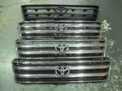 Решетка радиатора. Toyota Land Cruiser Prado, VZJ90, KZJ90, KZJ95, RZJ90, RZJ95, VZJ95, KDJ90, KDJ95 Двигатели: 3RZFE, 5VZFE, 1KZTE, 3RZF, 1KDFTV