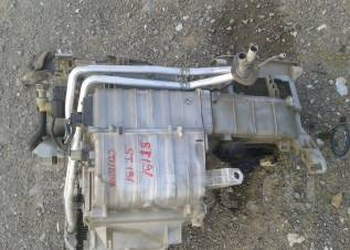 Печка. Toyota Caldina, ST191 Двигатель 3SFE