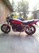 Yamaha XJR 400. 398 куб. см., исправен, птс, с пробегом