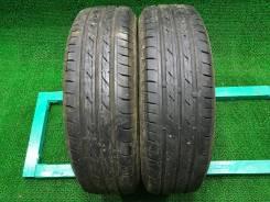 Bridgestone Ecopia EX10. Летние, 2011 год, износ: 20%, 2 шт
