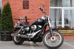 Harley-Davidson Dyna. 1 584 куб. см., птс, с пробегом