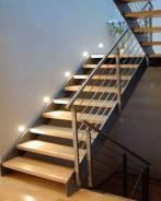 Изготавливаем лестницы
