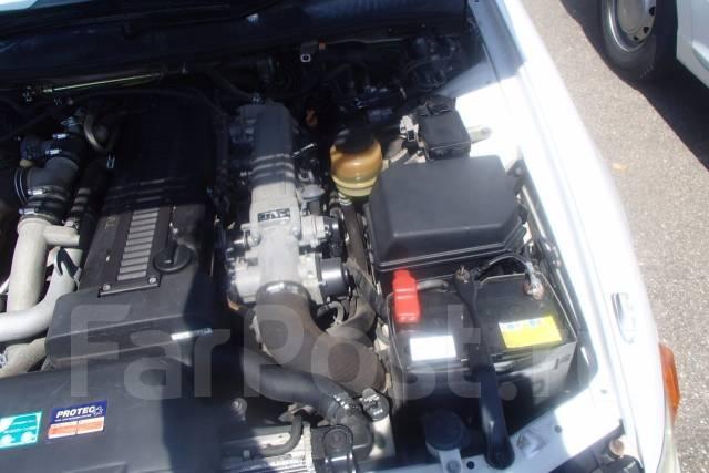 Toyota Mark II. JZX90, 1JZGTE