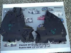 Защита топливного бака. Subaru Legacy B4, BLE, BL9, BL5 Subaru Legacy, BP9, BLE, BPH, BPE, BP5, BL9, BL5 Двигатели: EJ30D, EJ204, EJ203, EJ20Y, EJ20X...