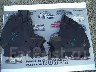 Защита топливного бака. Subaru Legacy B4, BL9, BLE, BL5 Subaru Legacy, BPH, BLE, BP5, BP9, BL5, BL9, BPE Двигатели: EJ20X, EJ20Y, EJ253, EJ255, EJ203...