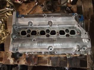 Головка блока цилиндров. Mitsubishi Chariot Grandis, N96W, N86W Mitsubishi Challenger, K99W Mitsubishi Pajero, V65W, V75W, V25W, V45W Двигатель 6G74