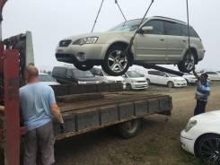 Стекло лобовое. Subaru Legacy, BL, BP