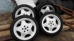Bridgestone. 9.5/8.5x9.5, 5x114.30, ET-44/-44, ЦО 71,0мм.