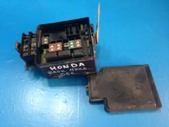 Блок предохранителей. Honda Integra, DB6, DB Двигатель ZC