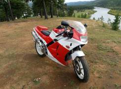 Honda VFR 400. 400 куб. см., исправен, птс, с пробегом