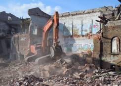 Демонтаж, снос зданий, вывоз, утилизация мусора, разработка участков!