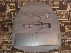Обшивка багажника. Nissan Versa Nissan Teana, TNJ31, J31, PJ31 Двигатели: VQ35DE, QR25DE, VQ23DE