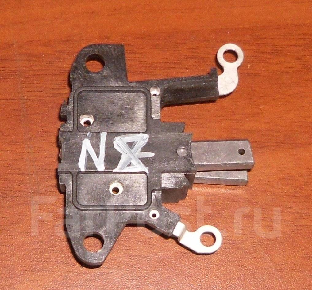 щетки генератора nissan qg15
