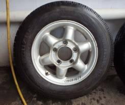 Колесо. Chevrolet Niva