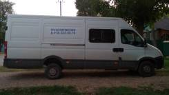 Iveco Daily. Продам цельнометаллический фургон, 2 300 куб. см., 2 000 кг.