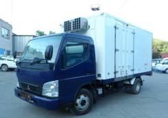 Mitsubishi Canter. 2004, рефрижератор, -30* ,3000кг, широкая кабина., 5 200куб. см., 3 000кг.
