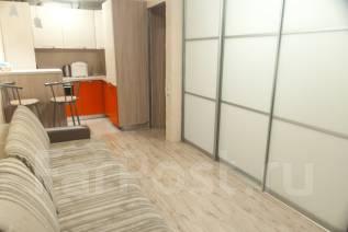 1-комнатная, улица Карбышева 22а. БАМ, агентство, 40 кв.м. Интерьер