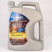 Газпромнефть. Вязкость 10W-40, полусинтетическое