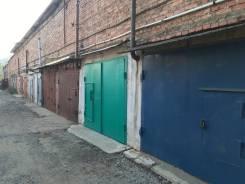 Гаражи капитальные. улица Карьерная 18б, р-н Снеговая, 36 кв.м., электричество, подвал. Вид снаружи