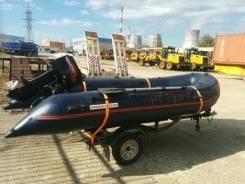 Лодки Катера Моторы. Год: 2011 год, длина 420,00м., двигатель подвесной, 30,00л.с., бензин