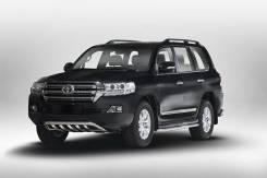 Защита. Toyota Land Cruiser