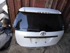 Дверь багажника. Toyota Wish, ZNE10 Двигатель 1ZZFE
