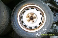 Dunlop Graspic HS-3. Зимние, без шипов, износ: 20%, 4 шт