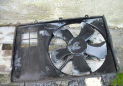Вентилятор охлаждения радиатора. Hafei Princip