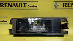 Фонарь освещения номерного знака. Renault Megane