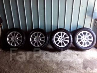 Комплект колес в хорошем сотоянии. 7.0x18 5x114.30 ET50