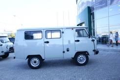 УАЗ 3741. Остекленный фургон УАЗ 396295, 2 693куб. см., 1 000кг., 4x4