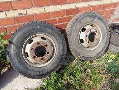 Колеса Michelin зимнии 225 90 17,5. 6.0x17.5 ET135