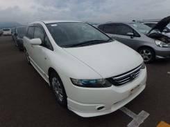 Honda Odyssey. автомат, передний, 2.4, бензин, 183 тыс. км, б/п, нет птс. Под заказ