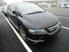 Honda Odyssey. автомат, передний, 2.4, бензин, 143 тыс. км, б/п, нет птс. Под заказ