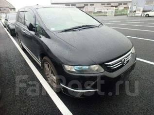 Honda Odyssey. автомат, передний, 2.4, бензин, 143тыс. км, б/п, нет птс. Под заказ